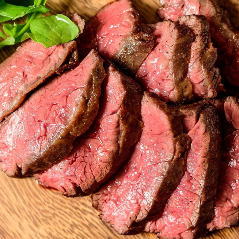 Beef skirt steak steak