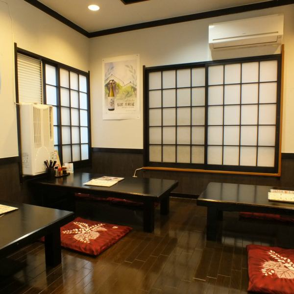 And go up to the second floor we offer spacious rooms and table seating of the parlor of space up to loose up to 40 people.With all-you-can-drink course is ¥ 2888 (tax not included) -.Charter also welcome!