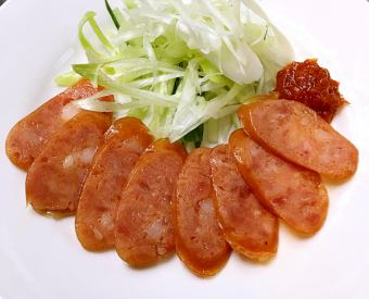 Korea-China spicy sausage