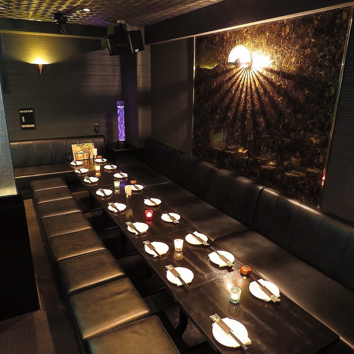 At the spacious sofa seat, you can be satisfied with small group members, including small groups ♪ ♪ Layout within the store when free of charge ♪ feel free to tell STAFF ♪ full of booking benefits such as acoustic lighting equipment ♪