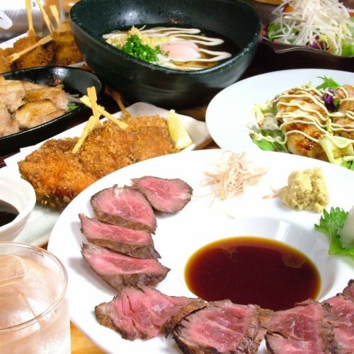 男人饭[Gokuri]吃[烹饪] 7项+ 180分钟[饮用]⇒3000日元★土壤只有120分钟
