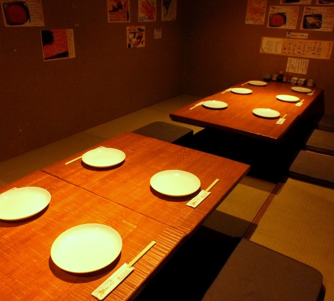 It is a private room for 10 people.Please in various scenes ♪