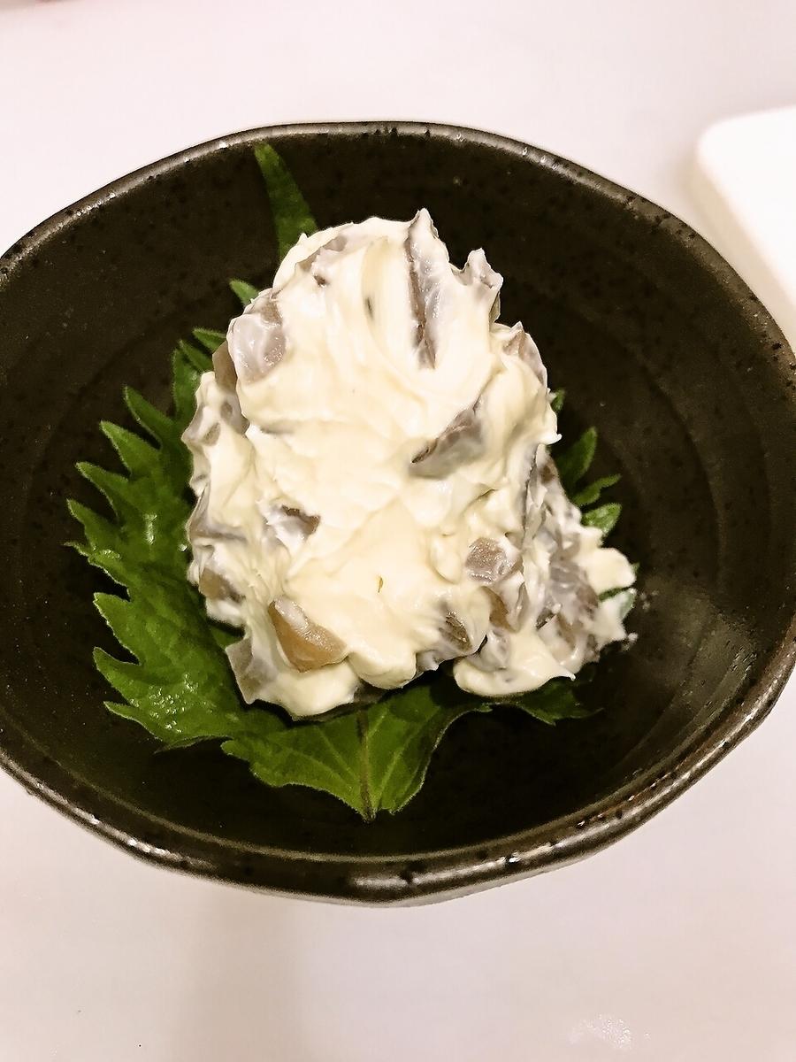 Icing cake cream cheese