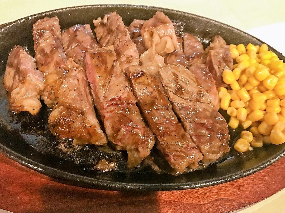 Beef steak (shoulder loin)