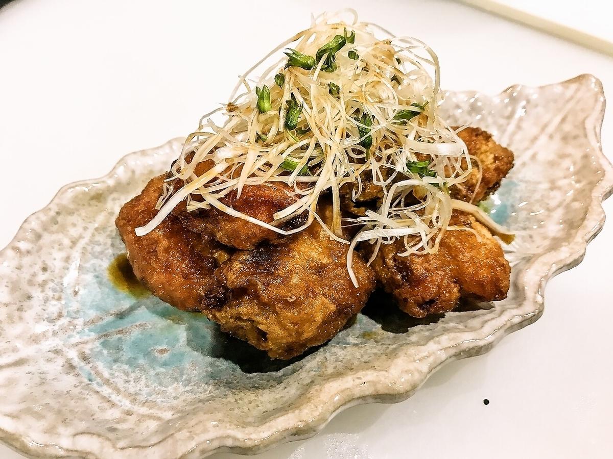 Deep-fried Kanko