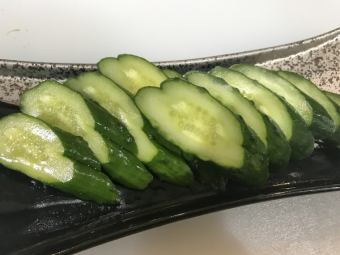 Whole Pickled Cucumbers