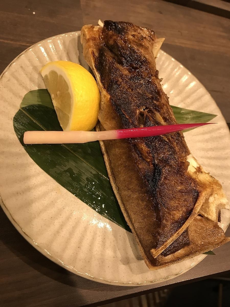 金槍魚烤牛肉