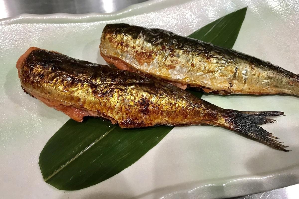 沙丁魚烤洋蔥