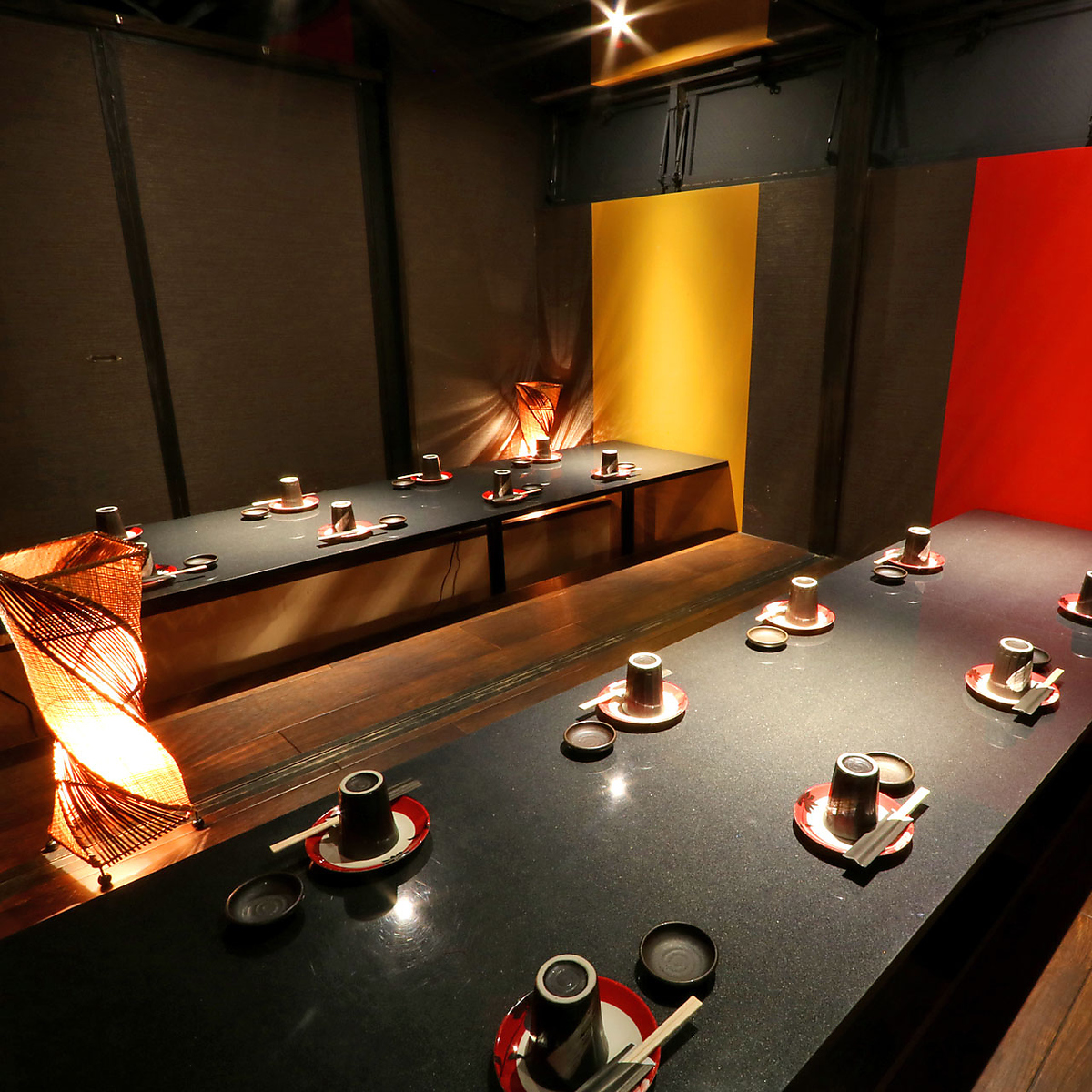 For the girls' party, your banquet.If you are looking for an izakaya with a full drink canned course around Kanda, please use the private room Izakaya Kokusai store ★