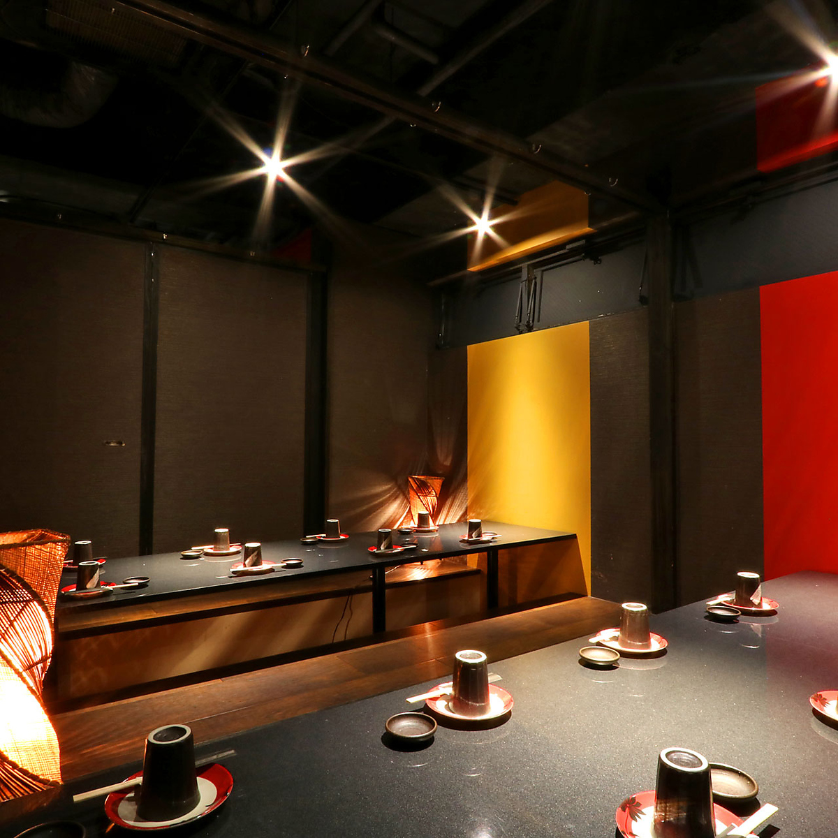 If you are looking for an izakaya with well-rounded drinks-around courses around Kanda, please use the private room Izakaya Kitakku Kanda store ★