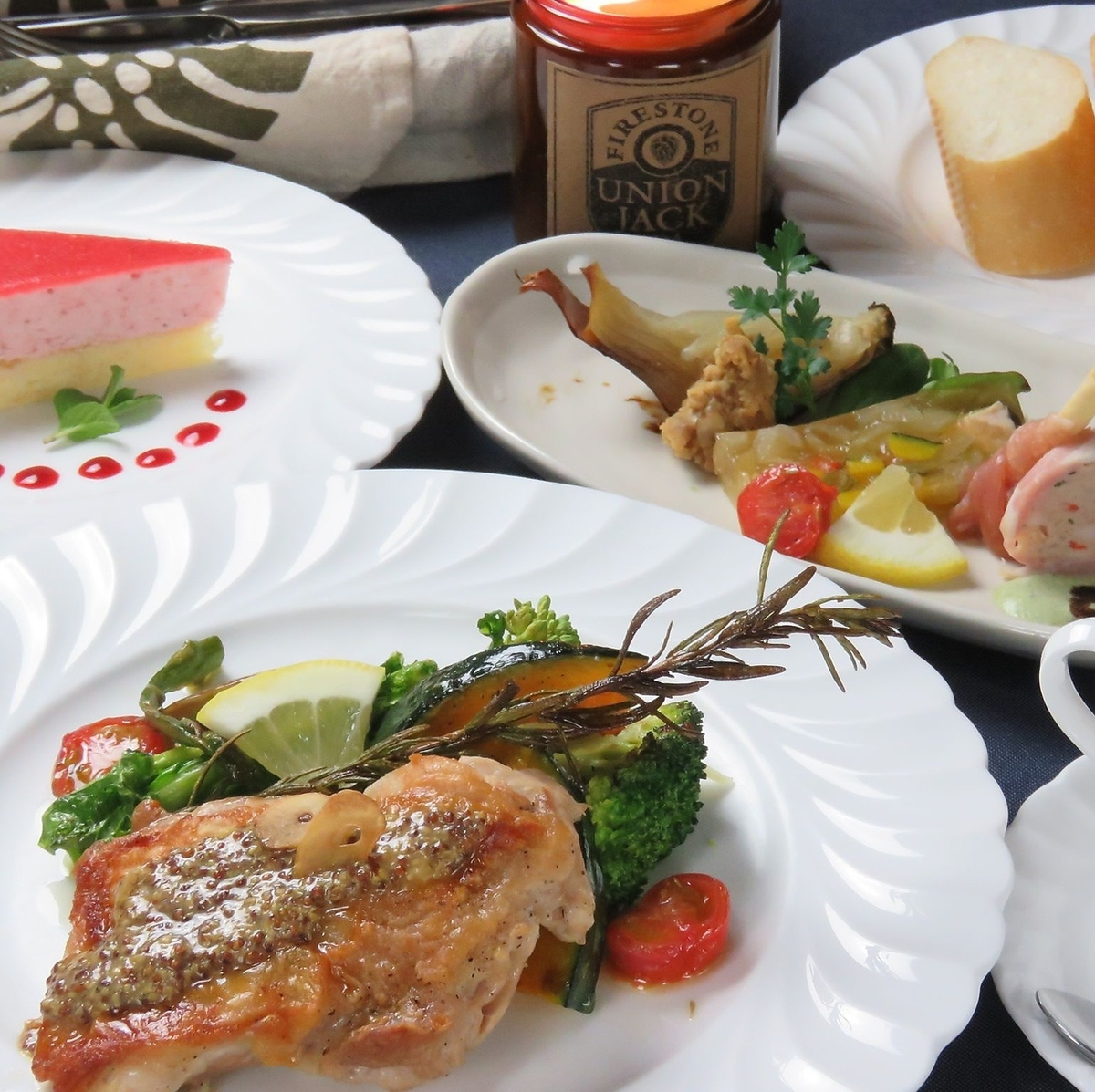 One day's lunch set 2