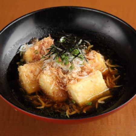 湘南shirasu油炸豆腐