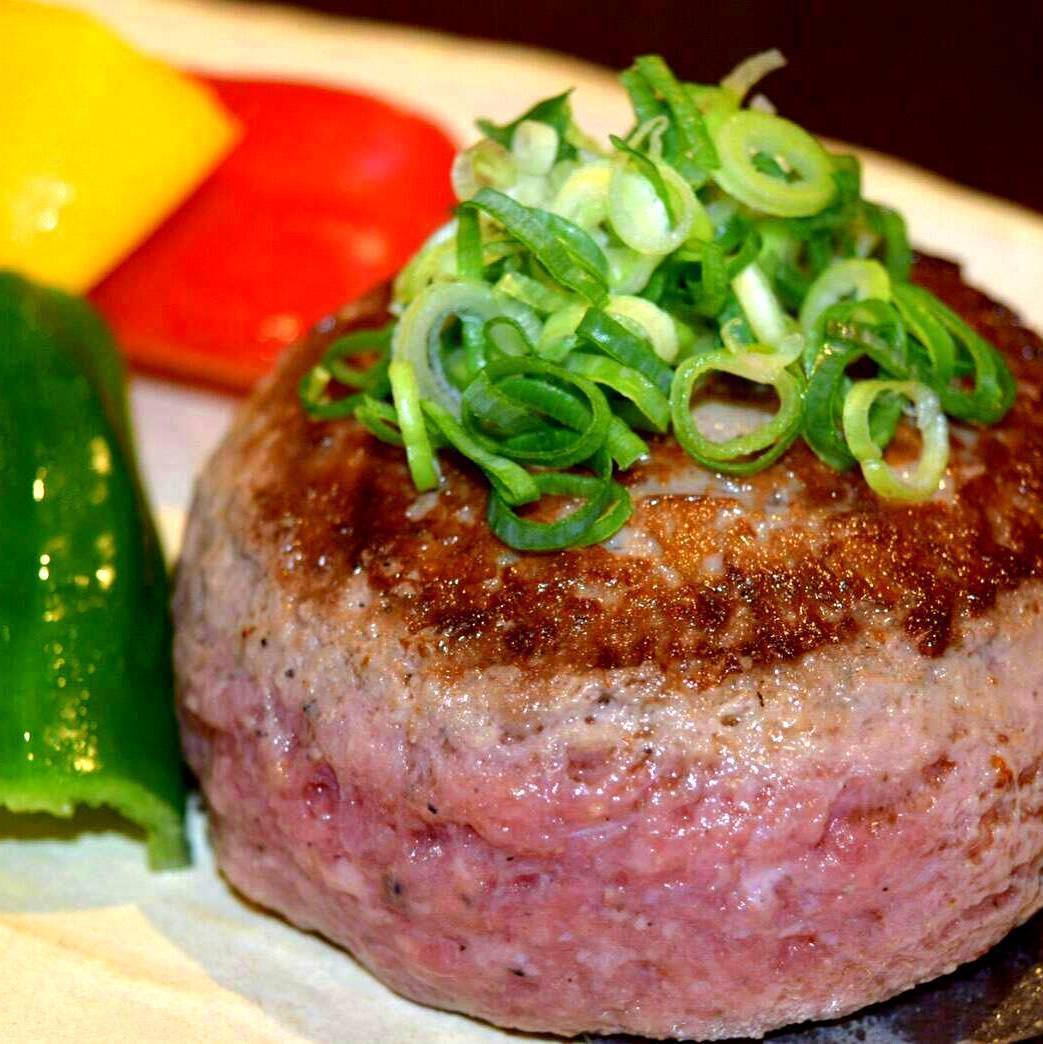 Kuroge Wagyu beef 100% Renberg! With Itoshima raw vegetables (180 g) is 980 yen !!