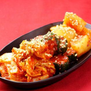 泡菜/ Kakuteki / Oikimuchi