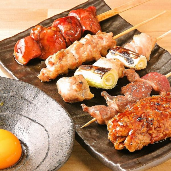 Shimokushi on a number of yakitori pubs! A true yakitori specialty pub is opened in Akihabara!