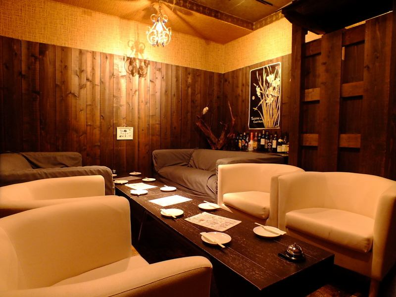 Complete single room 【sofa room】 Private space that can be used in any scene ☆ Inevitable reservation ♪ as soon as possible ♪
