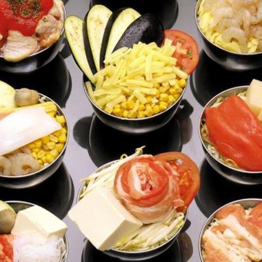 【Including ★ 150 minutes food & drinks all-you-can-eat course】 3300 yen ⇒ 2500 yen / more profit! Weekdays 11 ~ 17 o'clock is 2250 yen