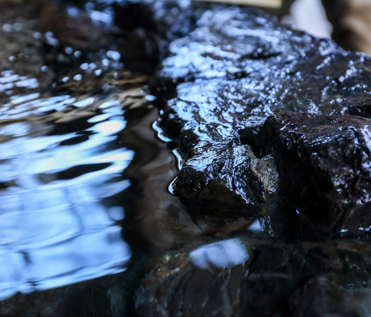 広島の極上「軟水」の出汁