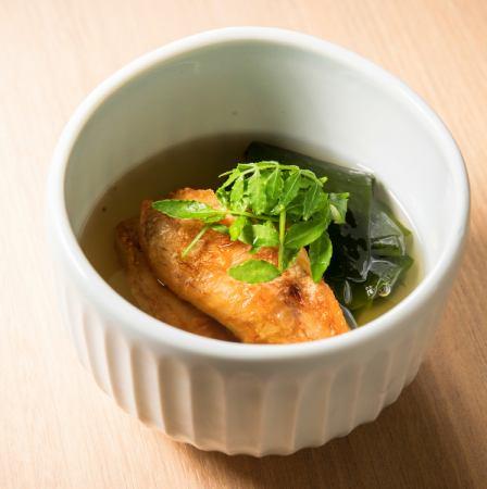 浸泡石魚烤3天低溫老化