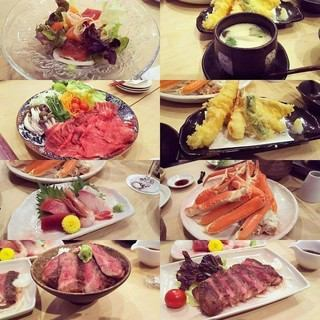 【2人〜】宴會升級計劃【Comicom 6,500日元】含稅·2小時飲料可以·9道菜