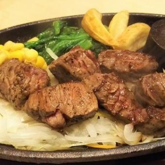 澳大利亚牛肉铁板烧120克