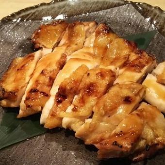赤城鸡也烤岩盐/赤城鸡也是红烧
