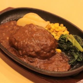 Jeju cattle 100% hamburger steak 180 g