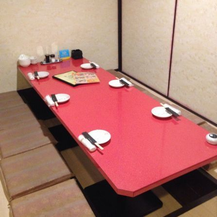 Private room with 4 to 6 people Private room with drinking party and friends with friends ☆ Who enjoy the conversation with a reunion such as after a long time ☆ Please enjoy in a private room ☆ 【Osaka · Minamimori Town · Private Room Izakaya】