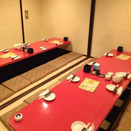 Private room for 15 to 20 guests It is a room that is popular with corporate banquets and gangbangs in adults ☆ Please contact us at this opportunity because there is great information on the secretary in the case of a gangbang.【Osaka · Minamimori Town · Private Room Izakaya】