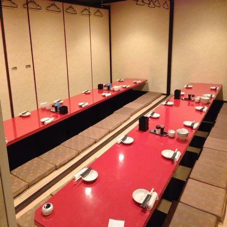 Private room for 20 to 40 people ☆ It is a very popular room at the wedding party second party ☆ We will respond to changes in the number of participants at the second party ♪ Come and please consult ☆ 【Osaka · Minamimori Town · Private Room Izakaya】