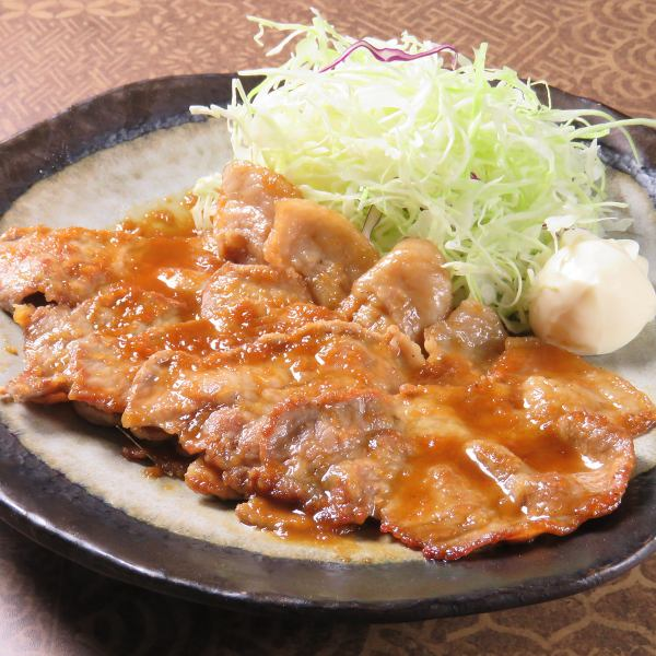 ★人気★神威豚 生姜焼き (150g)