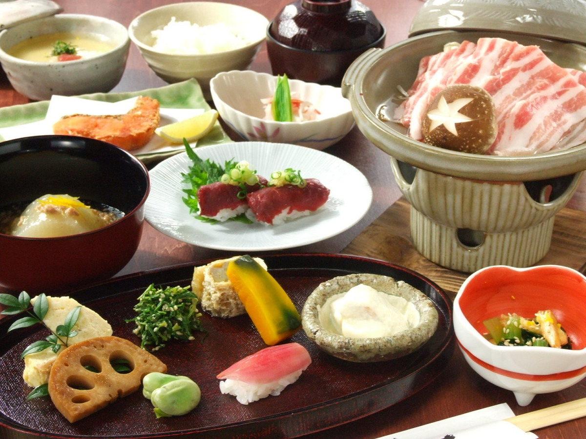 【会食や宴会にオススメ飲み放題付きコース】