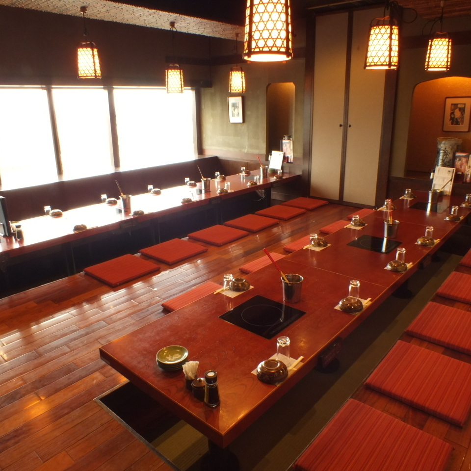 【Private room enrichment】 Up to 50 people OK!