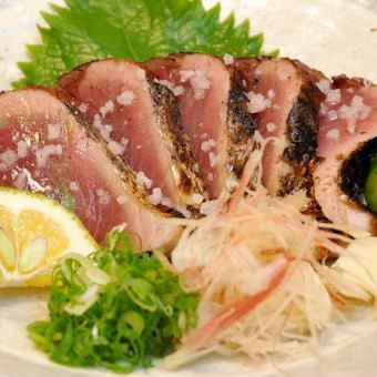 【土佐の宴コース】 Aコース『追加料理を注文したいグループに』(料理のみ)