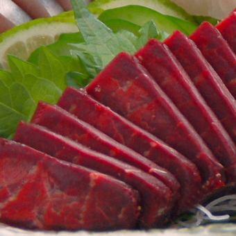 【土佐の宴コース】 Cコース『鯨をメインに』(料理のみ)
