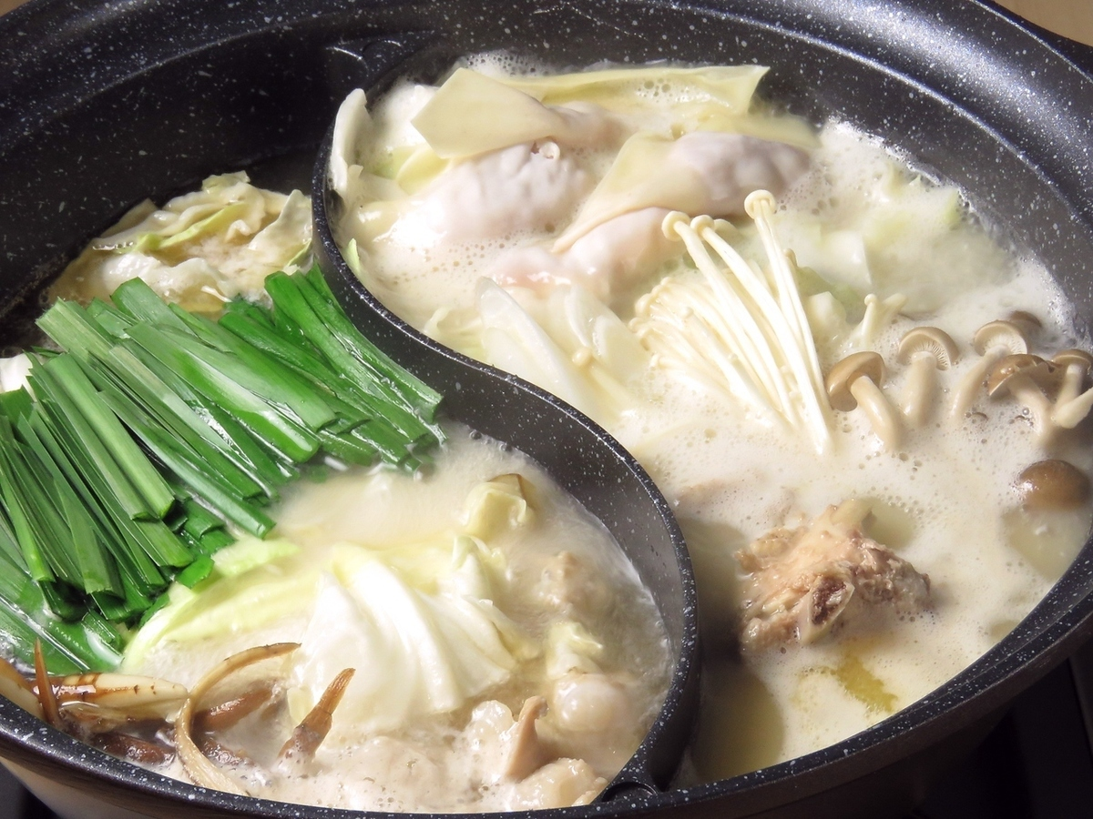 "【New specialties!】 Enjoy the pot with water cooking also ""2 color pan"""
