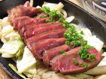 【자랑의 일품】 쇠고기 숯불