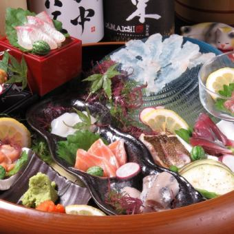 Kaikoya enjoyment course ◆ 4000 yen ◆ 2 hours 30 minutes with all you can drink ◆ Lots of popular dishes! 【No pot】
