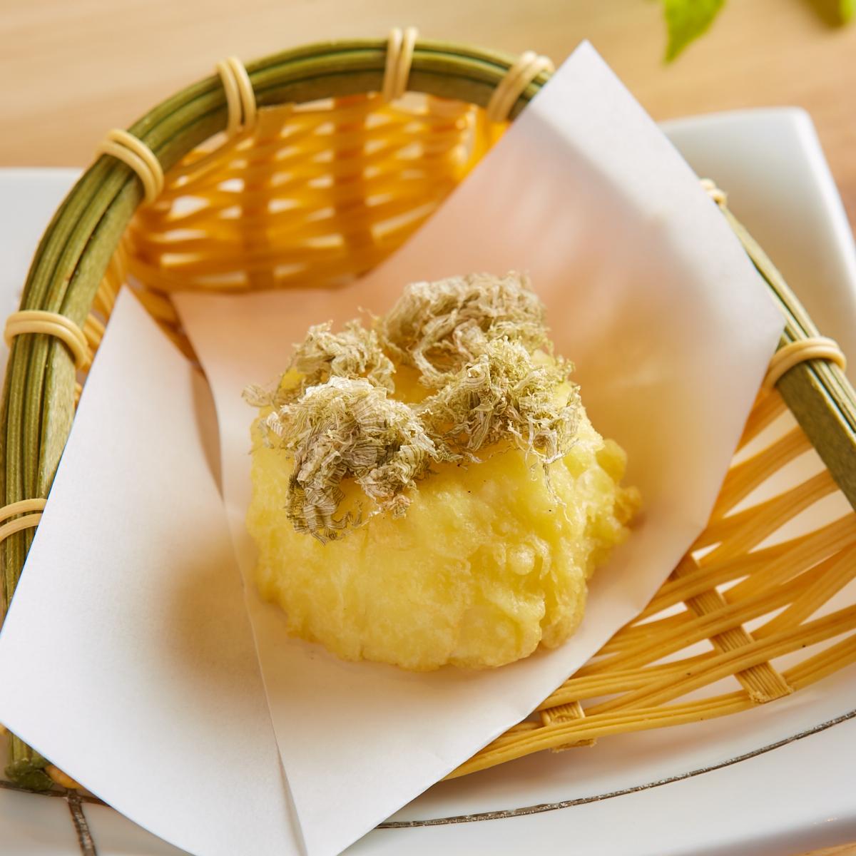 日本蘿蔔天婦羅