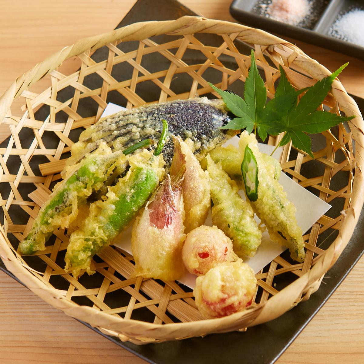 時令蔬菜Tengoku Ra