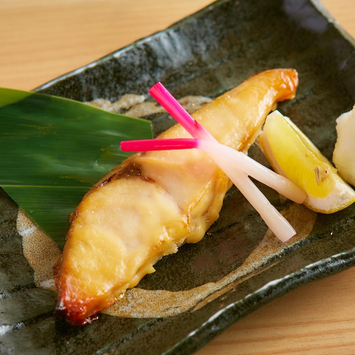 銀烤Saikyo燒烤