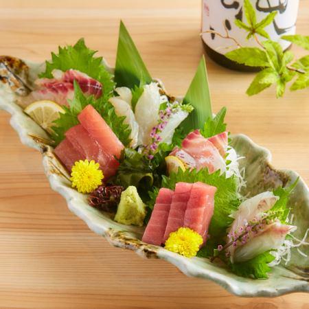 『熟成魚食べ比べ』