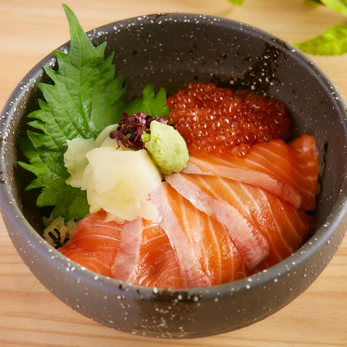 多少鮭魚和鮭魚飯三文魚