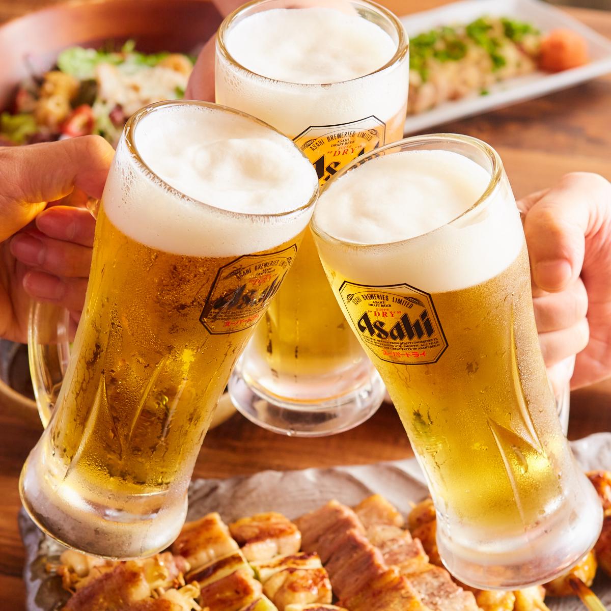 必看★2小時喝所有你可以500日元