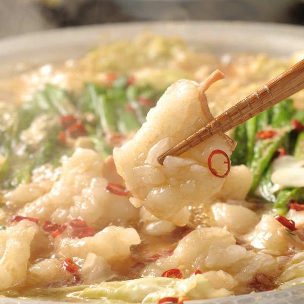 烹調首席充滿火鍋和全友暢飲套餐3500日元〜5,500日元準備!有一個鍋或者你可以享受它!
