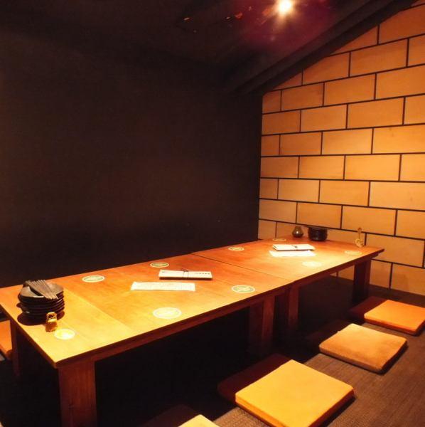 ― 2階席はロフト風のお座敷!隠れ家のような空間でほっこり・・☆16~22名くらいで貸切対応☆宴会等の際にはご予約承ります! ―