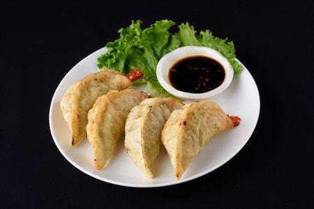 새우 만두