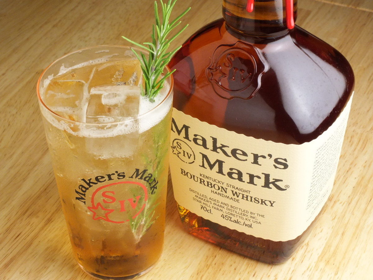 Maker's Craft High Ball Rosemary