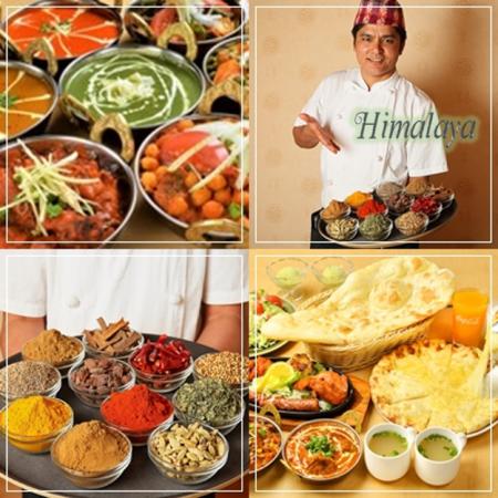 インド×ネパールの本場の味!大人数【女子会・宴会】も、お一人様【ランチ】も大歓迎