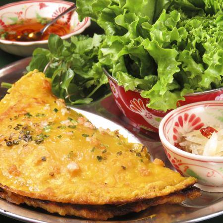 Vin·Theo«越南烤餅